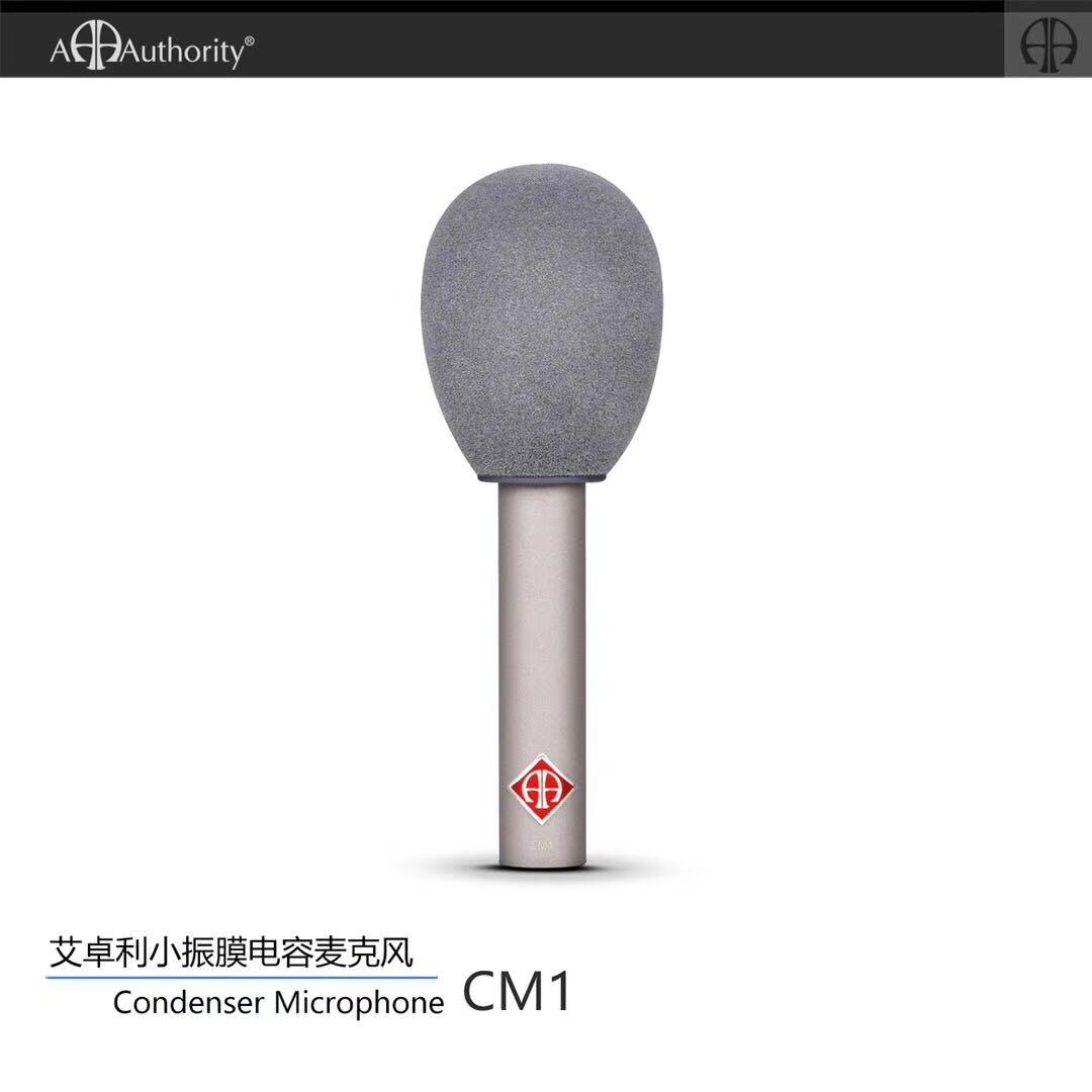 艾卓利话筒CM1小振膜电容麦