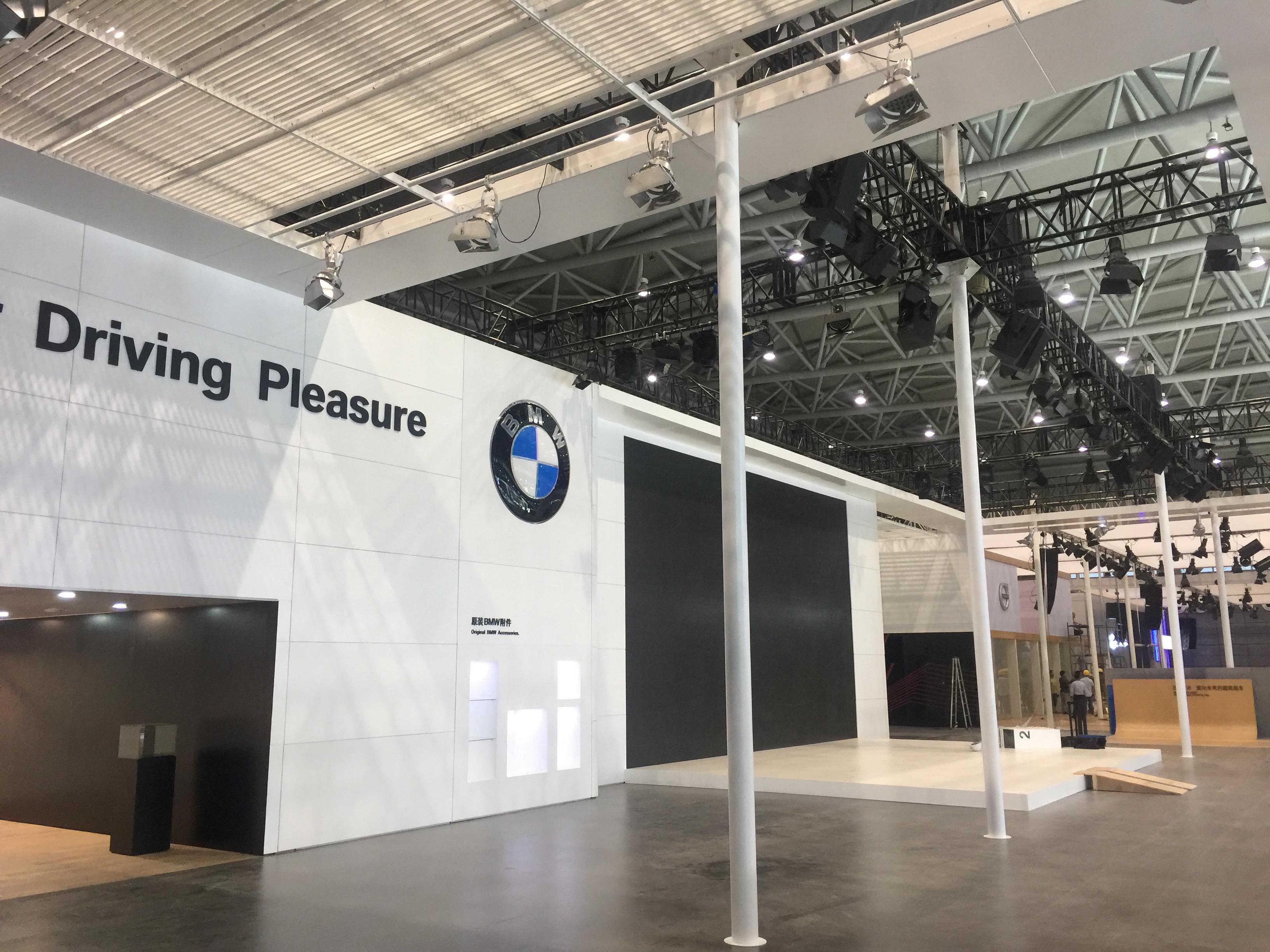 BMW车展